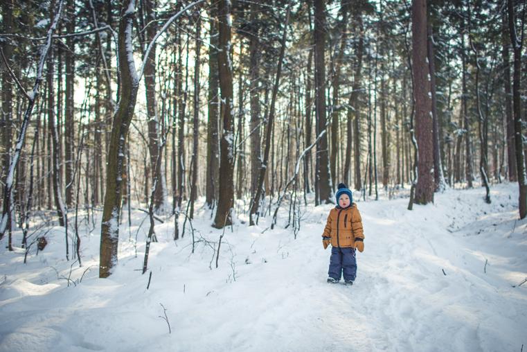 03.Zima w górach