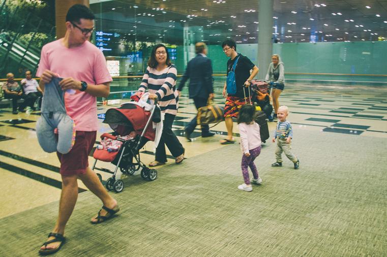04.Lot samolotem z małym dzieckiem