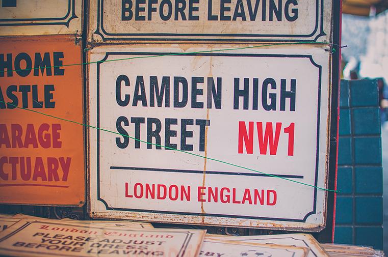 01.Camden Market - Londyn z dzieckiem - kulinaria
