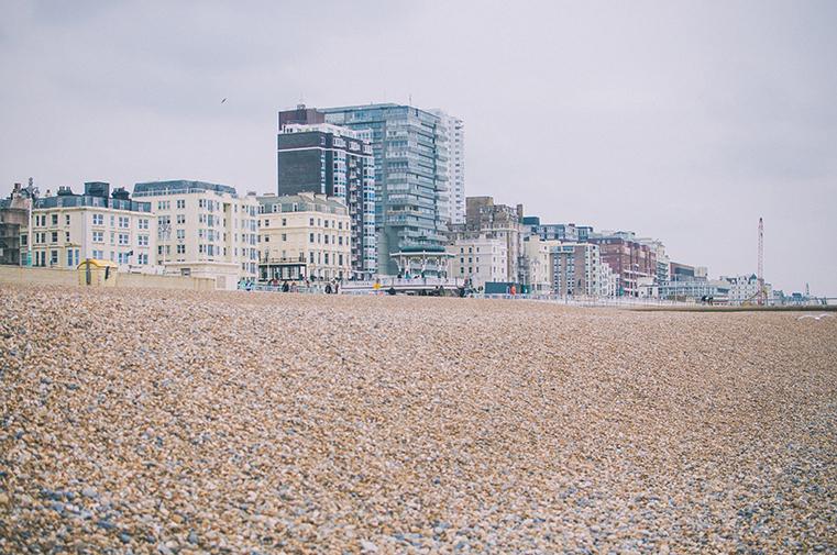02a.Kanał La Manche - Brighton-Anglia z dzieckiem