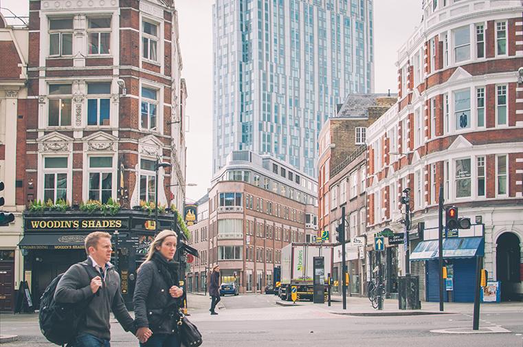 03a.Londyn z dzieckiem