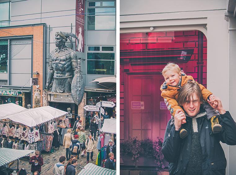 05.Camden Market - Londyn z dzieckiem - kulinaria