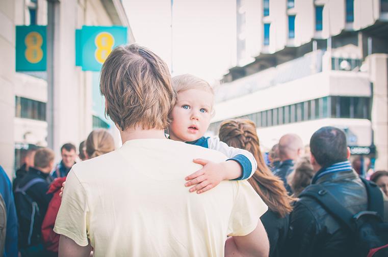 05.Londyn z dzieckiem