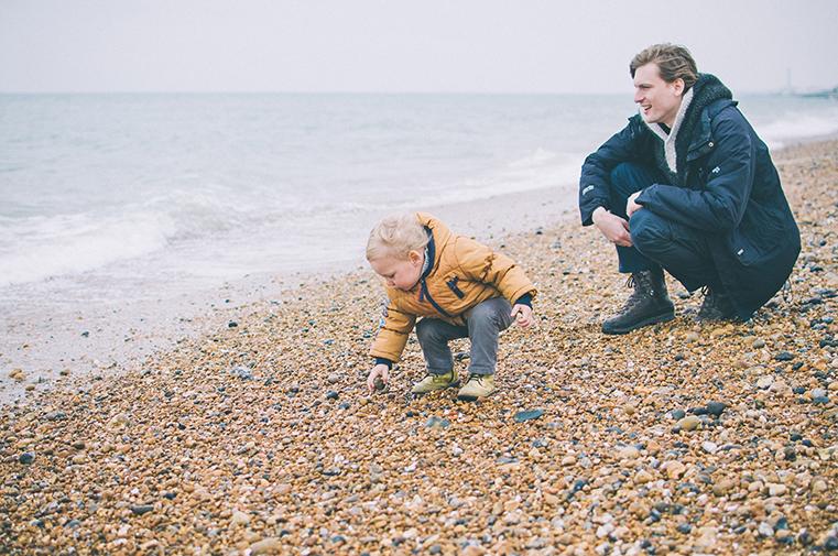 05b.Kanał La Manche - Brighton-Anglia z dzieckiem