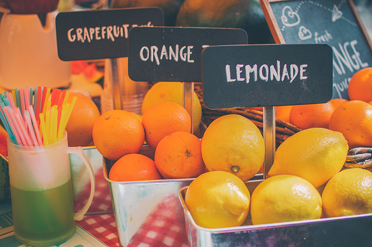 10a.Camden Market - Londyn z dzieckiem - kulinaria