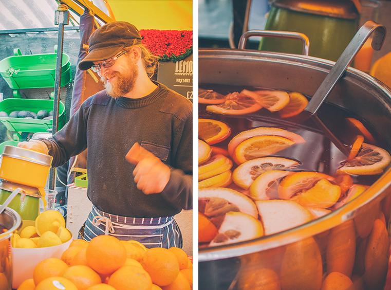 11a.Camden Market - Londyn z dzieckiem - kulinaria