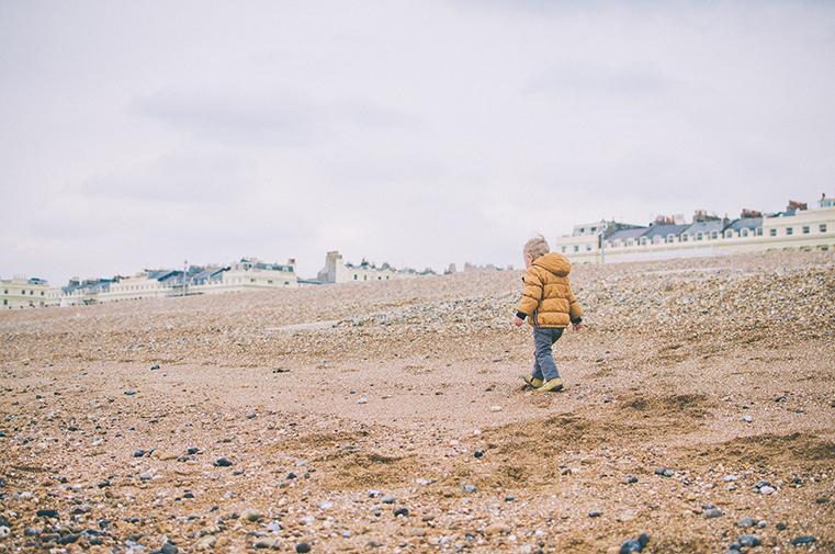 11a.Kanał La Manche - Brighton-Anglia z dzieckiem