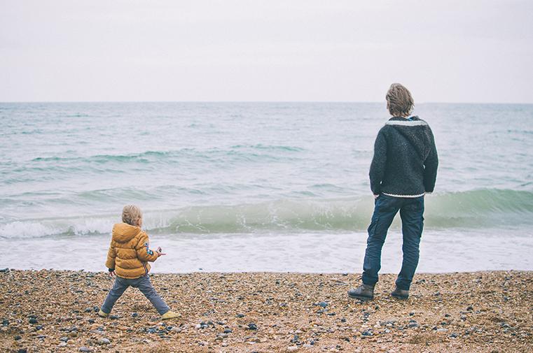 15b.Kanał La Manche - Brighton-Anglia z dzieckiem