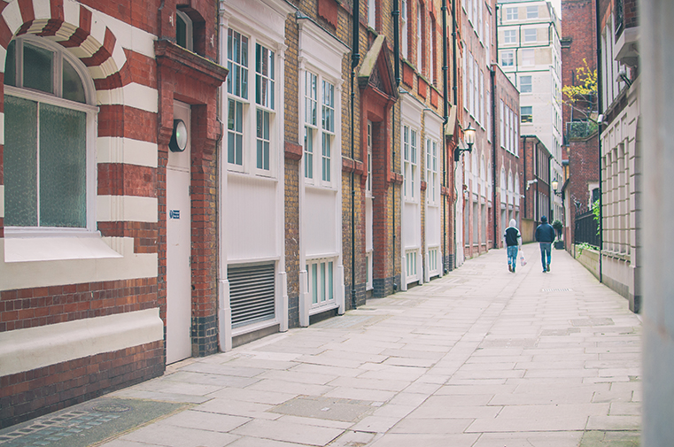 17.Londyn z dzieckiem