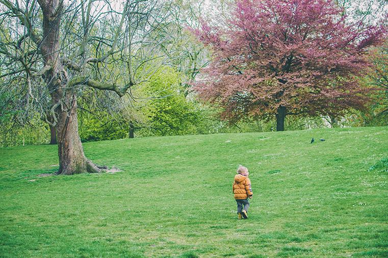 02.Parki w Londynie - Anglia z dzieckiem