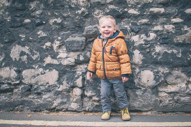 11a.Londyn z dzieckiem -Trafalgar Square