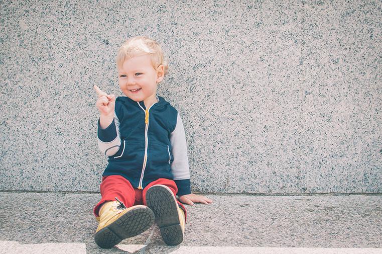 5a.Londyn z dzieckiem -Trafalgar Square