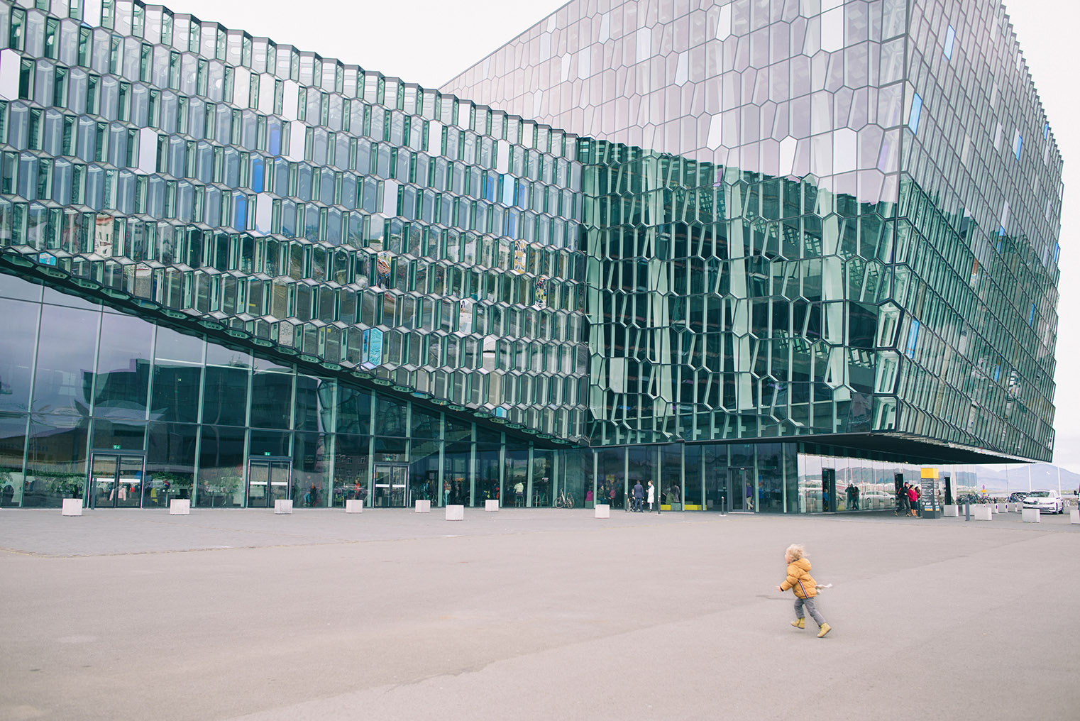 Reykjavik – Harpa