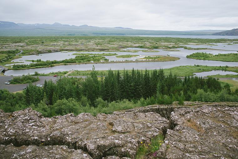 02.Zloty krag -Islandia - Thingvellir - Geysir - Gulfoss - podroz z dzieckiem