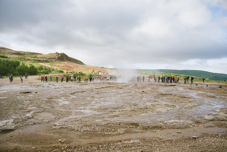 04.Zloty krag -Islandia - Thingvellir - Geysir - Gulfoss - podroz z dzieckiem