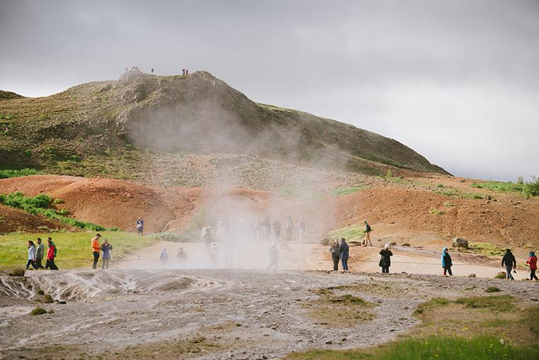 05.Zloty krag -Islandia - Thingvellir - Geysir - Gulfoss - podroz z dzieckiem