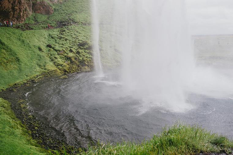 06a.Wodospady na Islandii - Skogafoss - Seljandofoss - podroz z dzieckiem