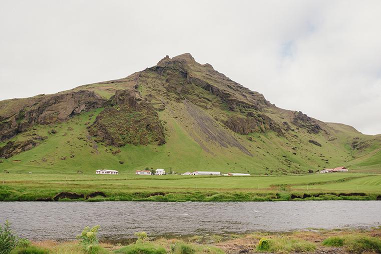 08.Wodospady na Islandii - Skogafoss - Seljandofoss - podroz z dzieckiem