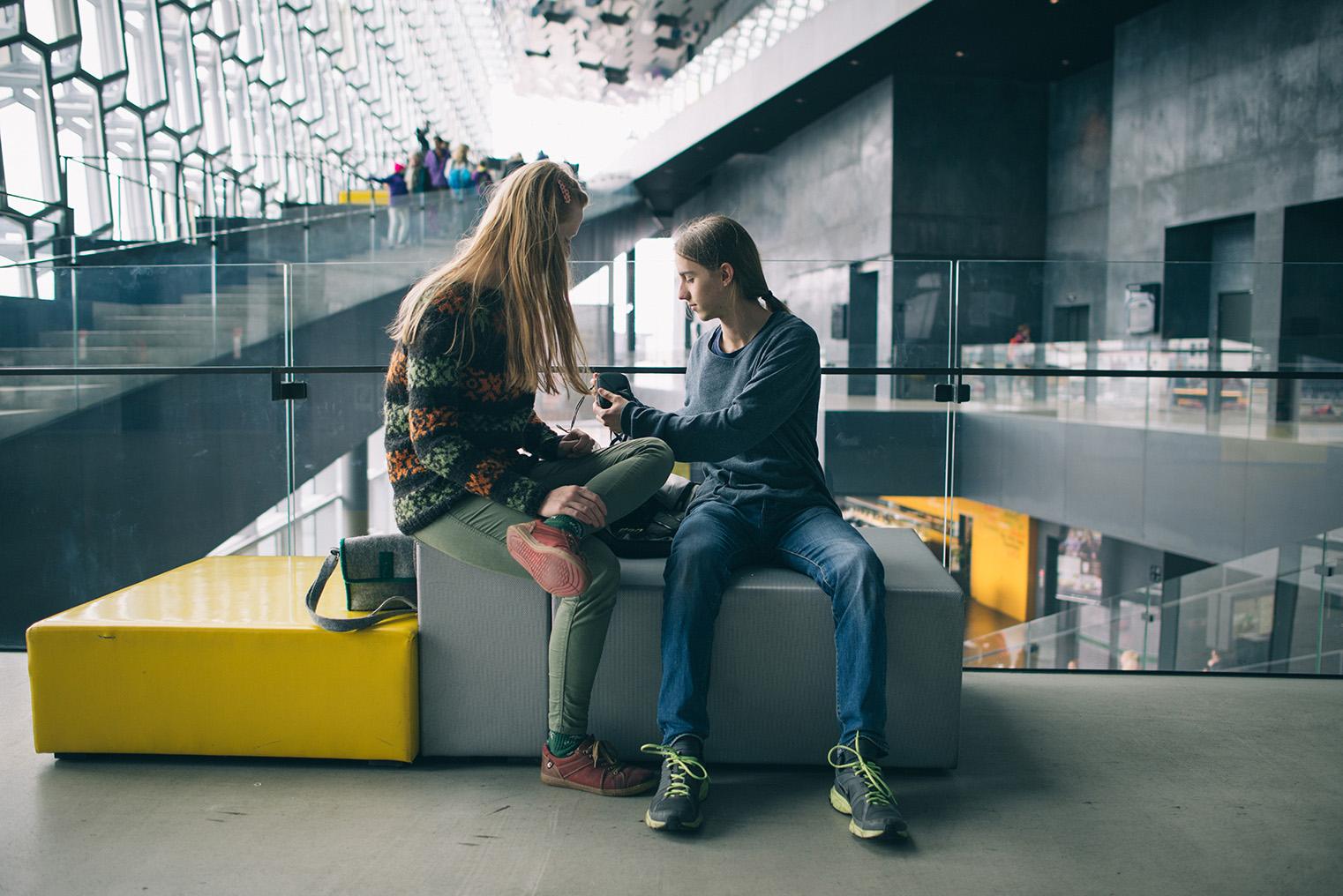 13C.Opera HARPA -Reykjavik - Islandia - podroz z dzieciem.