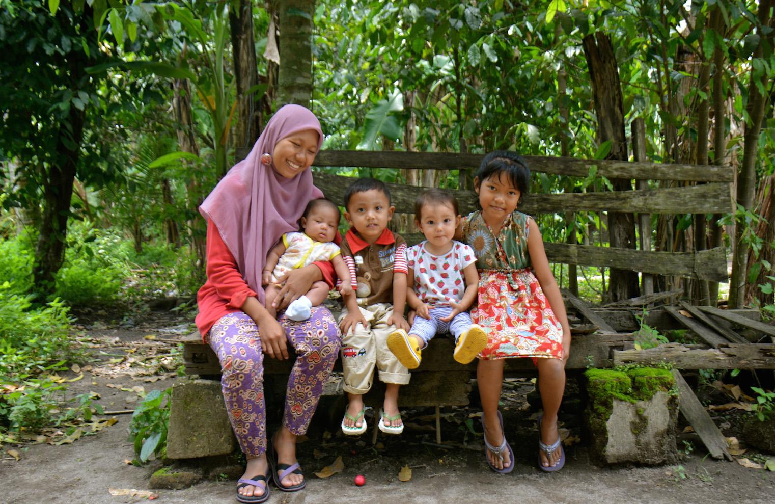 02.Matka Nomadka - podroz z dzieckiem - Indonezja