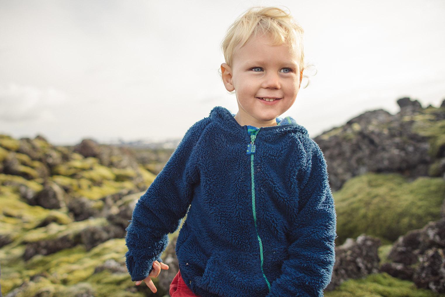 11.Pola lawy - Polwysep Snaefellsnes -Islandia - podroz z dzieckiem