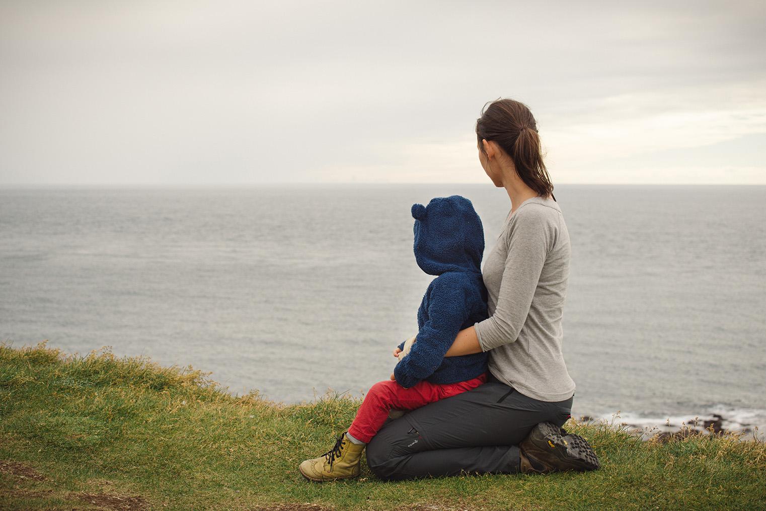 07.Maskonury Islandia - Latrabjarg - fiordy zachodnie - podroz z dzieckiem