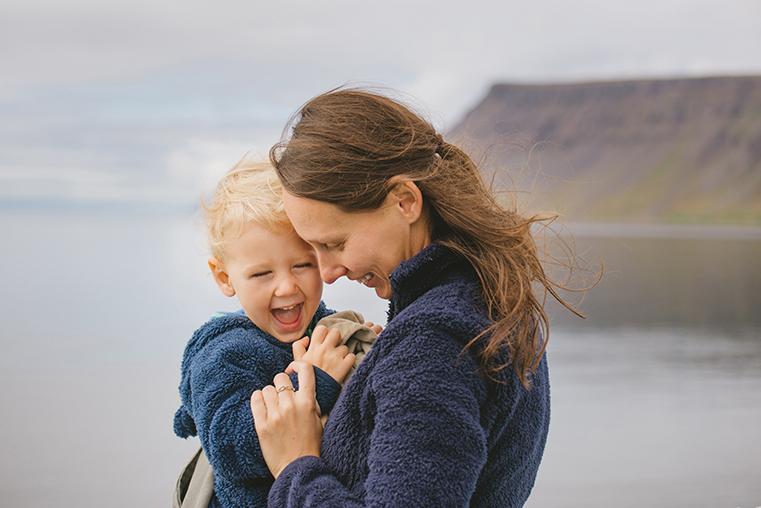 09a.Baldur - prom na Fiordy Zachodnie - Islandia - podroz z dzieckiem