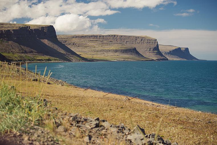 17.Fiordy Zachodnie - Islandia - podroz z dzieckiem