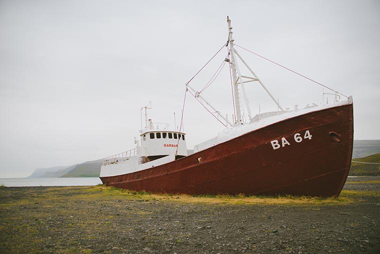 27.Fiordy Zachodnie - Islandia - podroz z dzieckiem