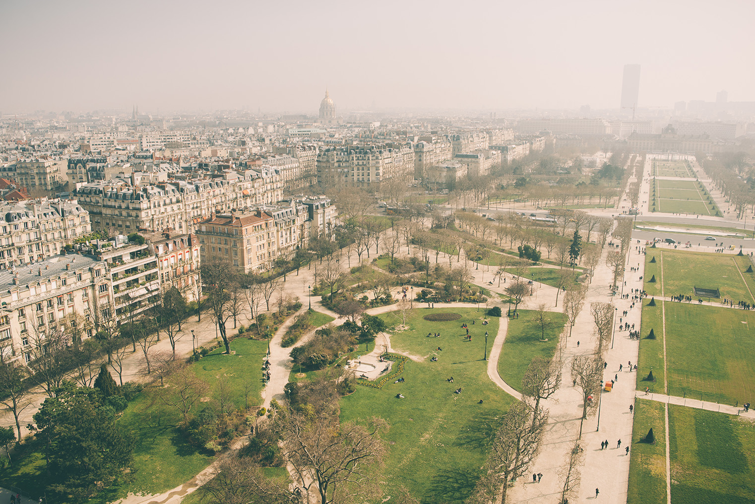 12.Wiosna w Paryzu na 30 urodziny