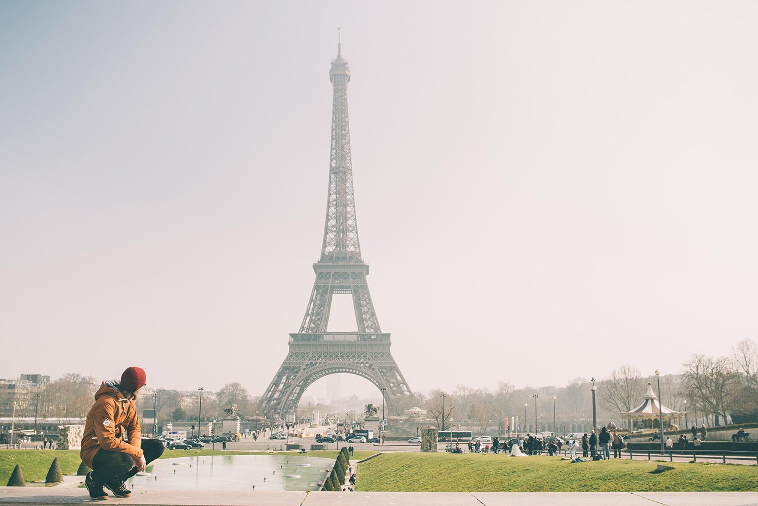 16.Wiosna w Paryzu na 30 urodziny
