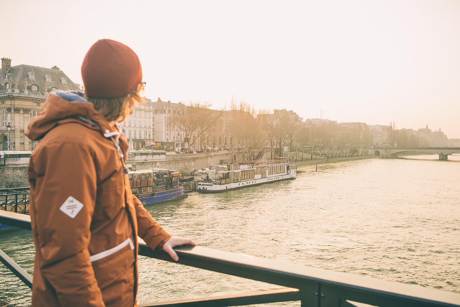 06.Nad brzegami Sekwany - Paryz wiosna