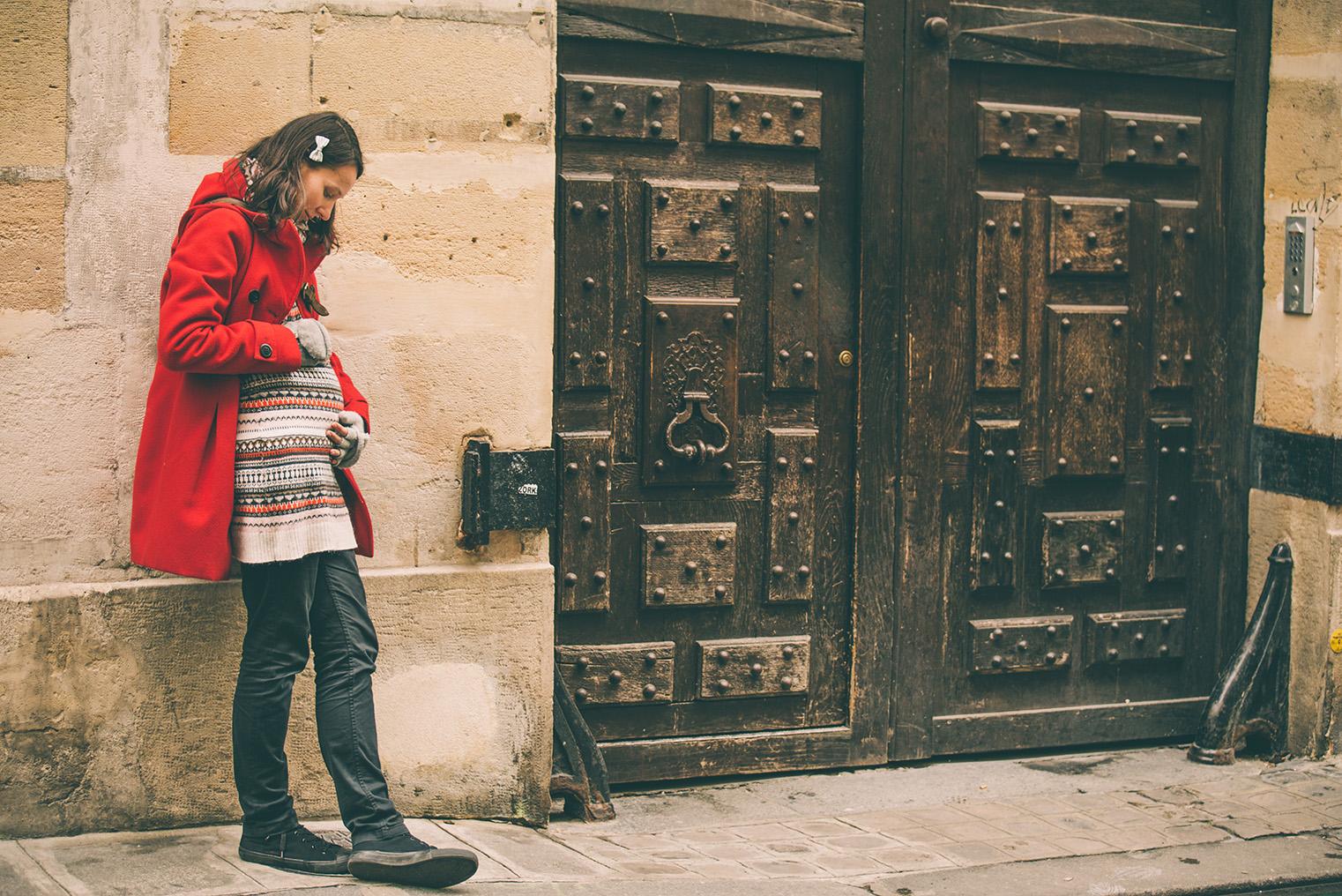 06.Ulice Paryza - Paryzanie