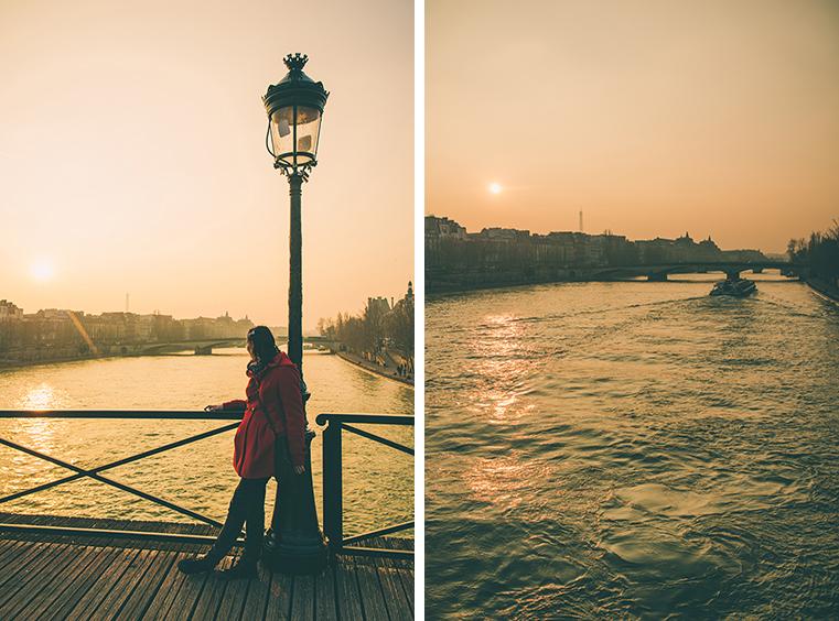 10.Nad brzegami Sekwany - Paryz wiosna