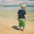 Cypr - Morze Srodziemne - dziecko w podrozy