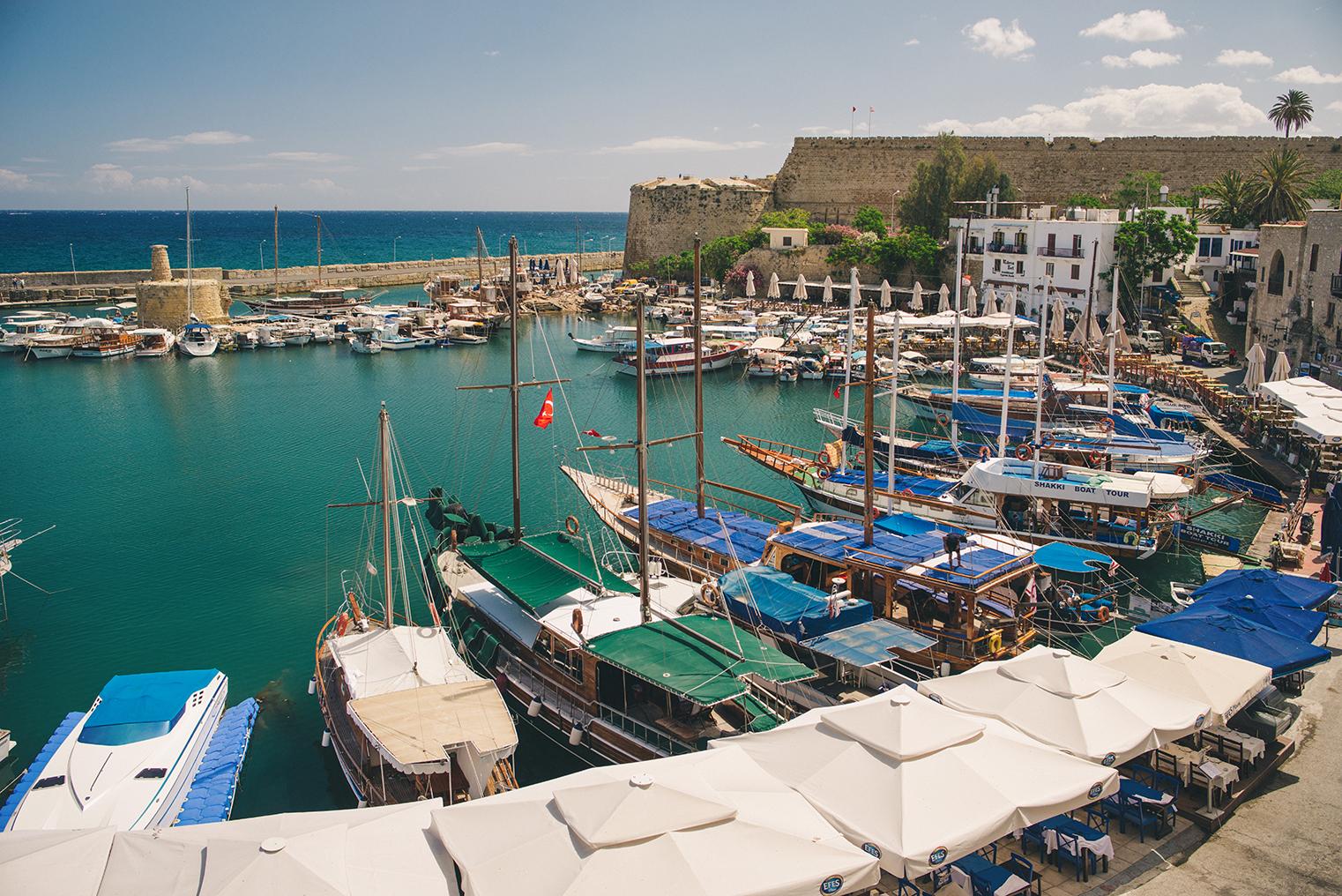 02.Kyrenia - Girne - Cypr z dzieckiem