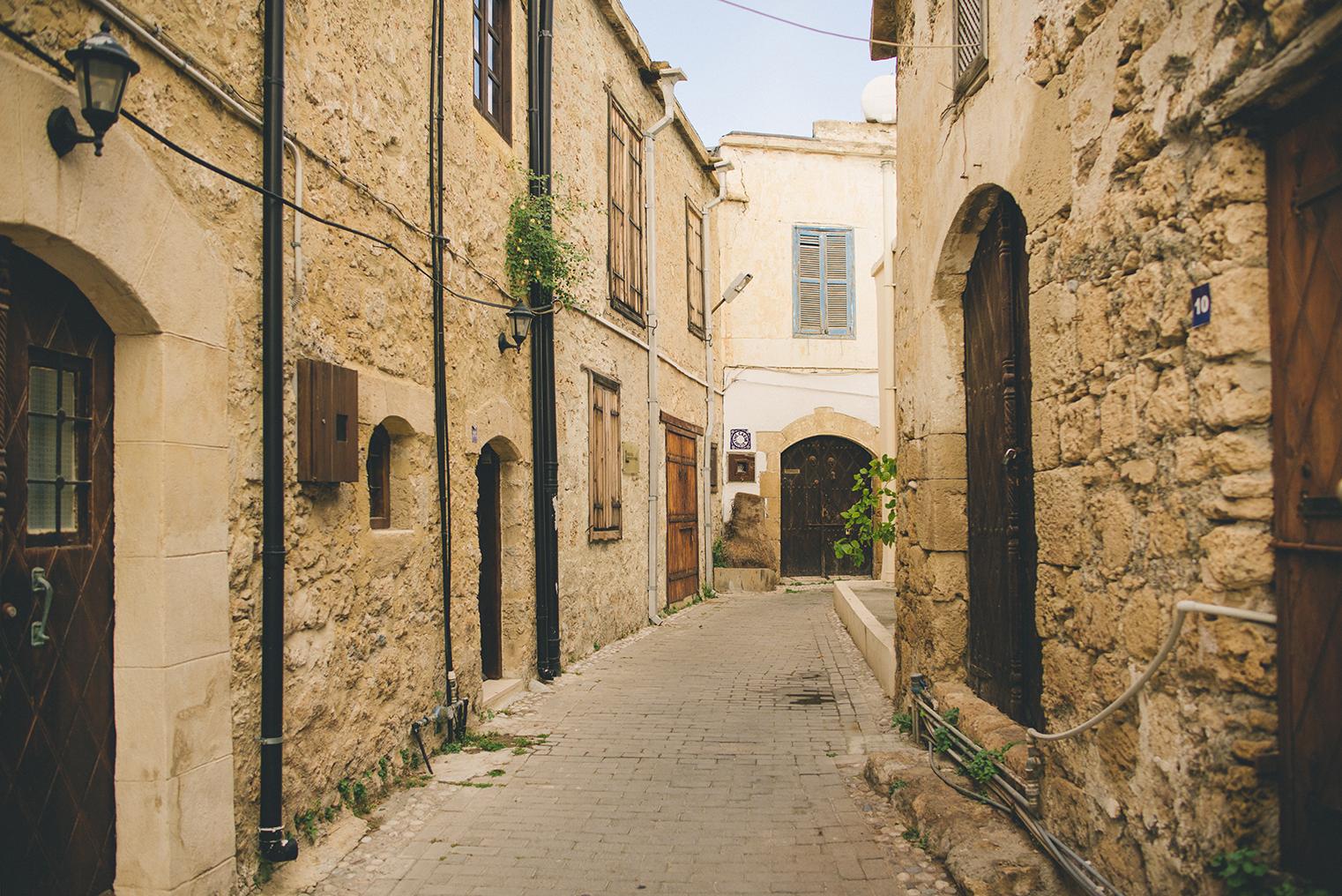 07.Kyrenia - Girne - Cypr z dzieckiem