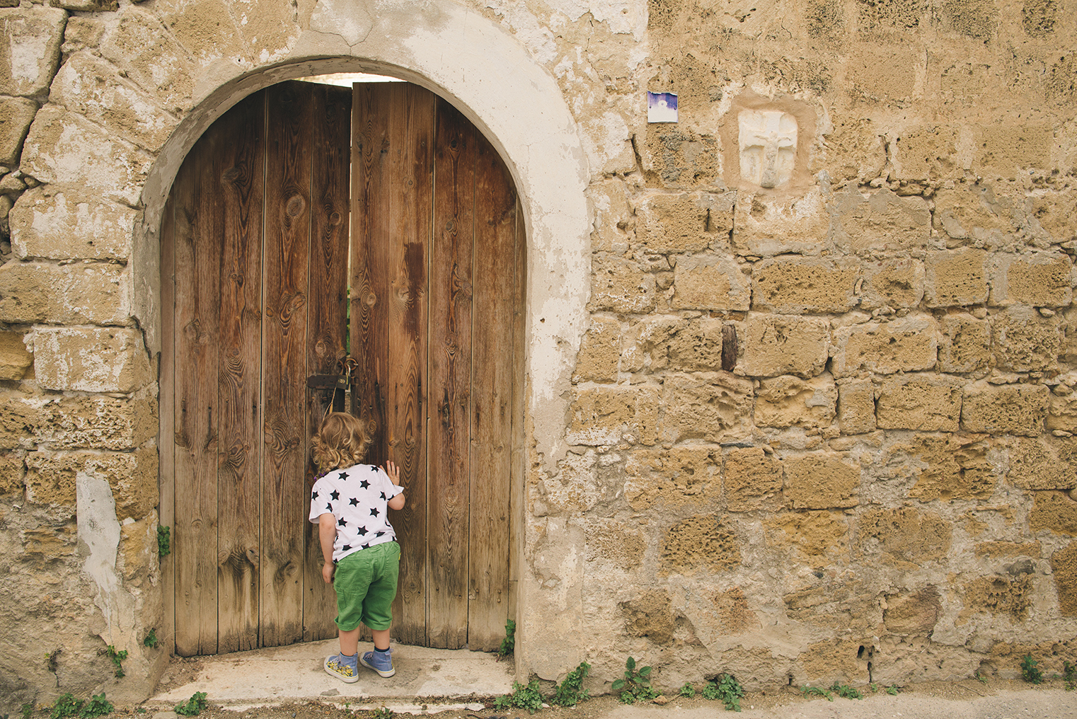 10.Kyrenia - Girne - Cypr z dzieckiem