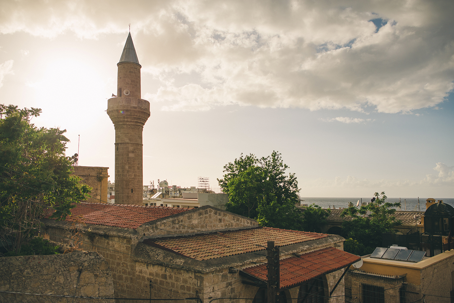13.Kyrenia - Girne - Cypr z dzieckiem