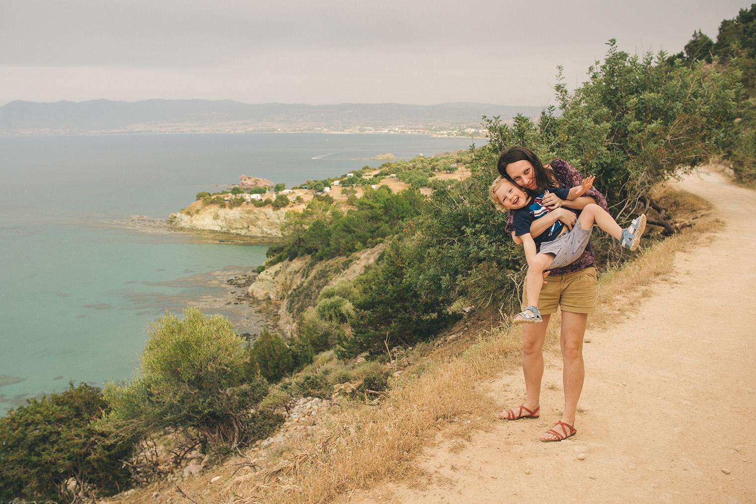 20.Polwysep Akamas - Cypr z dzieckiem