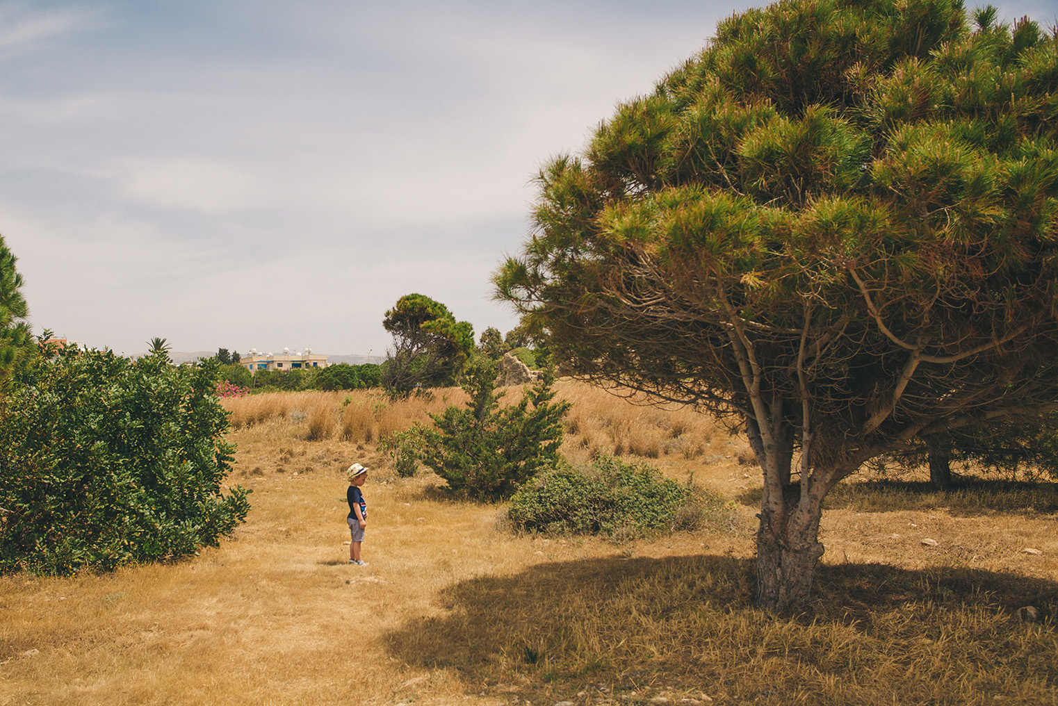 14.Groby Krolewskie Pafos - Cypr - podroz z dzieckiem