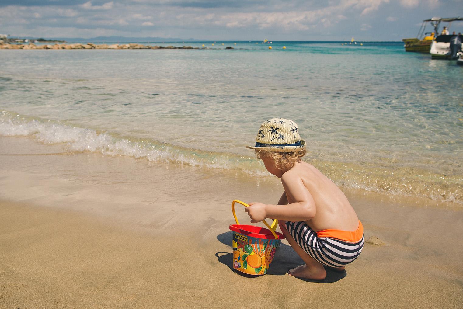 05.Protaras - Park Narodowy - Kavo Gkreko - Cypr z dzieckiem.
