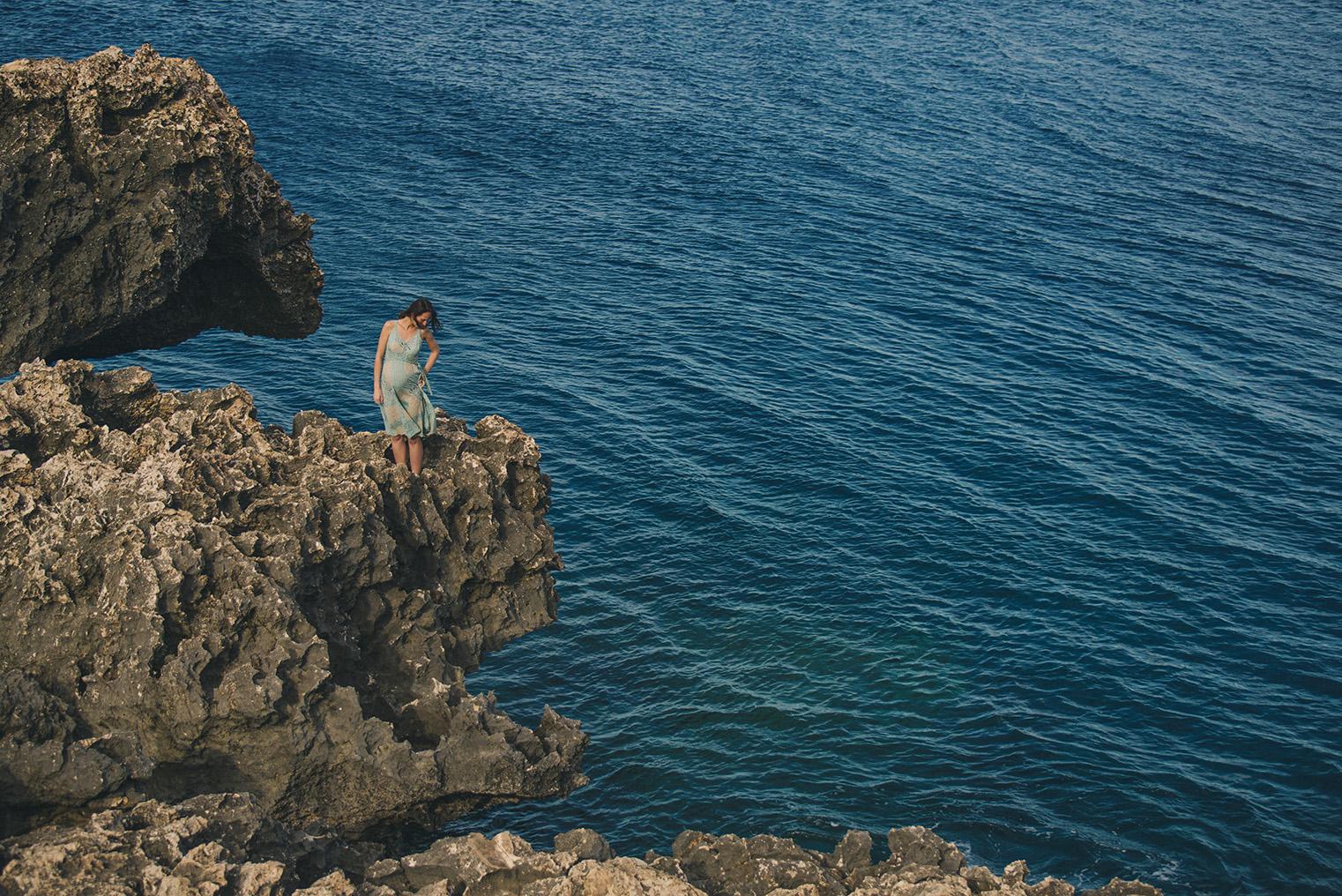 08.Protaras - Park Narodowy - Kavo Gkreko - Cypr z dzieckiem.