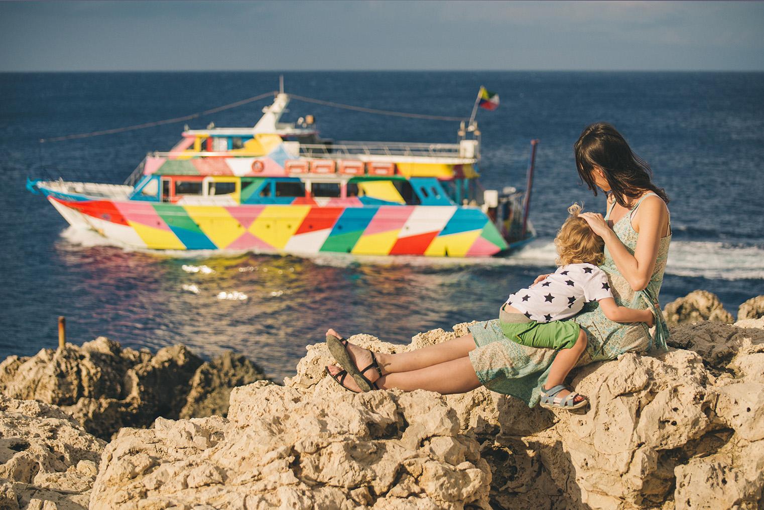 11.Protaras - Park Narodowy - Kavo Gkreko - Cypr z dzieckiem.