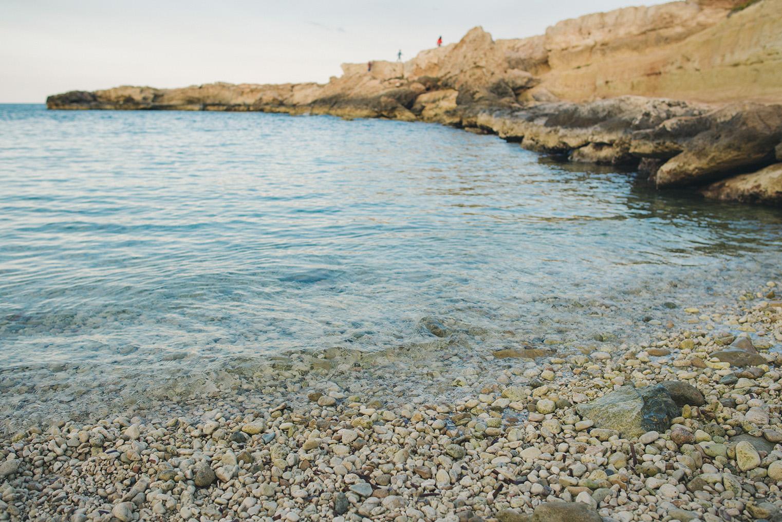 15.Protaras - Park Narodowy - Kavo Gkreko - Cypr z dzieckiem.