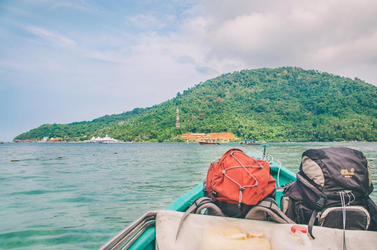 Wyspy Perhentian: Besar