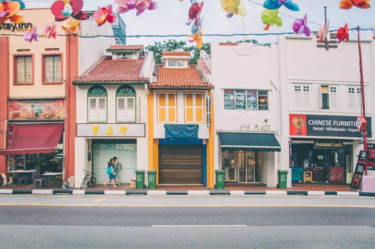 Singapur-pożegnanie