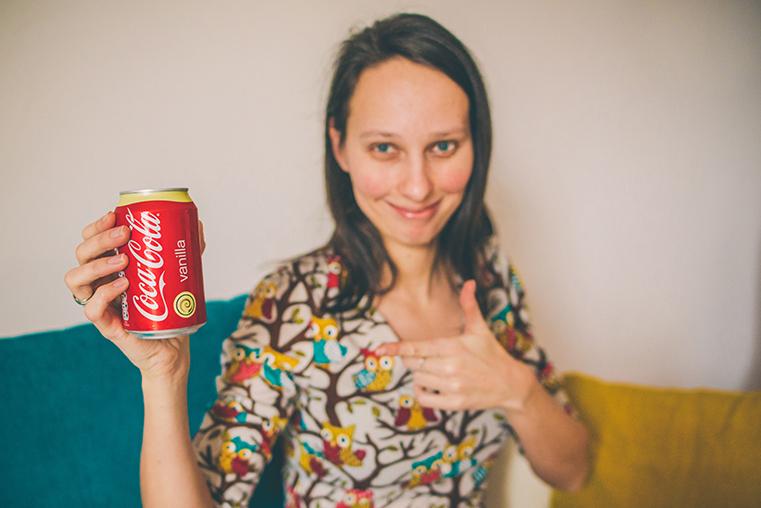 Vanilla Cola
