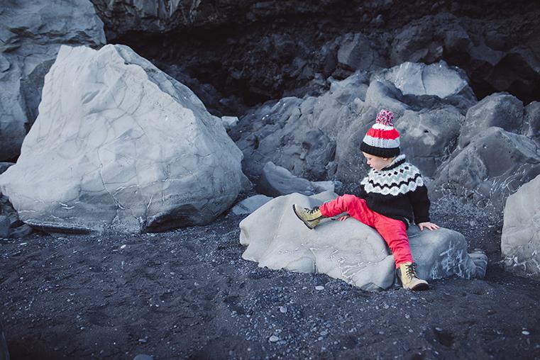 Islandia z dwulatkiem