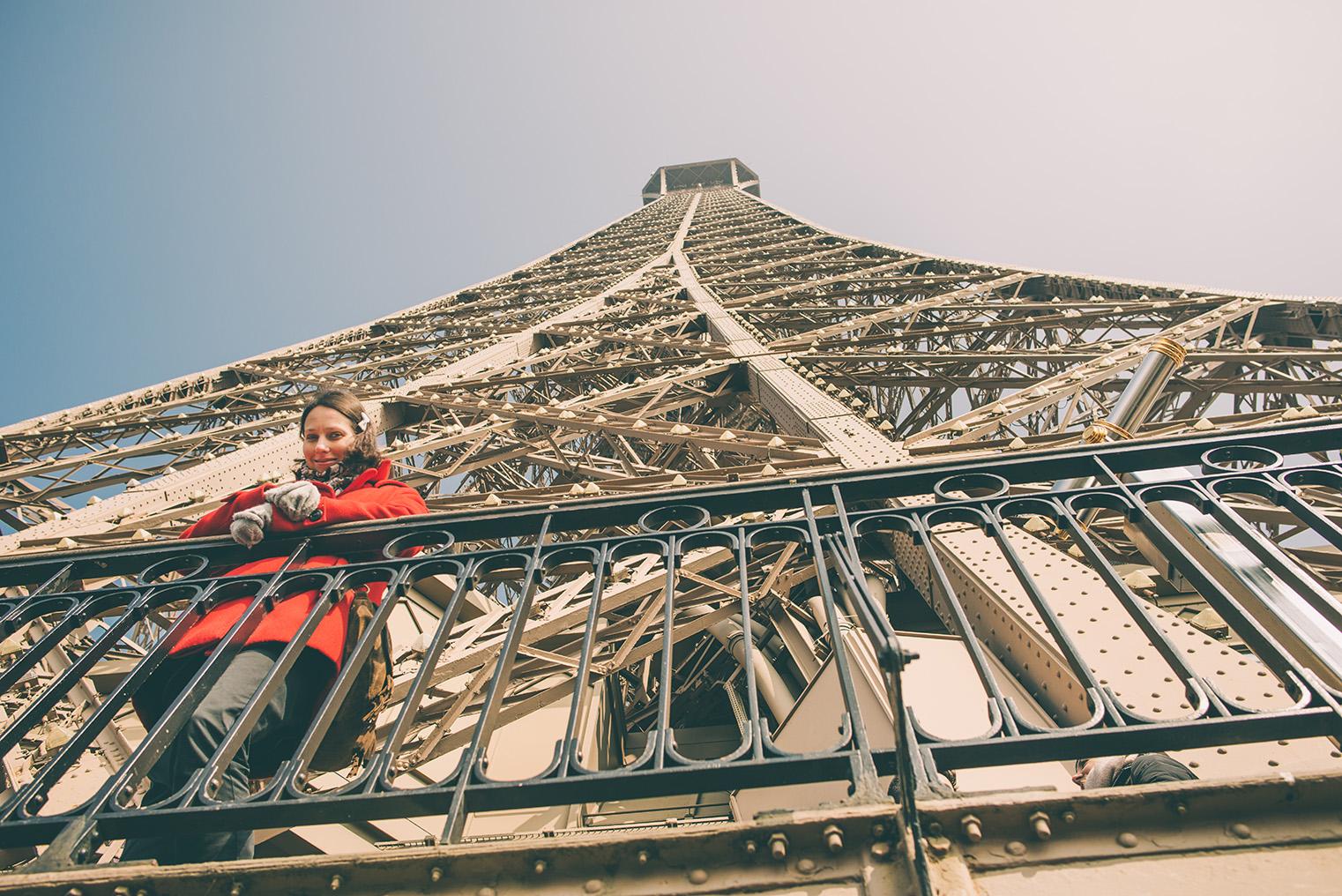 Nad dachami Paryża